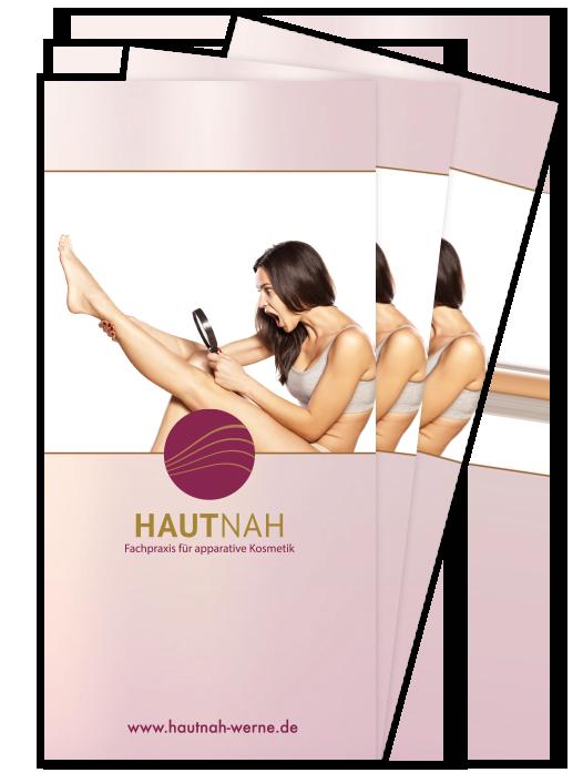 Neuer HAUTNAH-Flyer